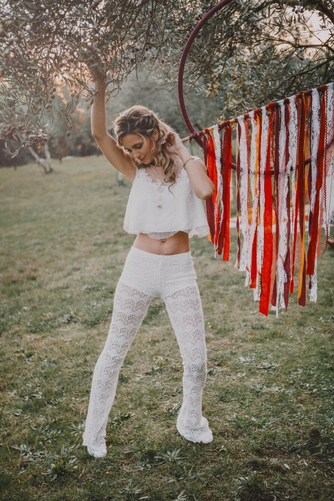 attrape rêves- fait main sur mesure couleurs au choix , dentelle, ruban, bohème, hippie chic-love and do mariage