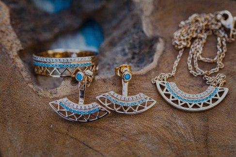 bijoux éthnic -love and do mariage