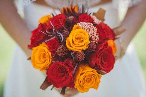 bouquet fleurs naturalisées stabilisées bouquet éternel-love and do mariage
