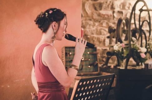 cérémonie laïque émotion - demoiselle d'honneur discours -love and do mariage
