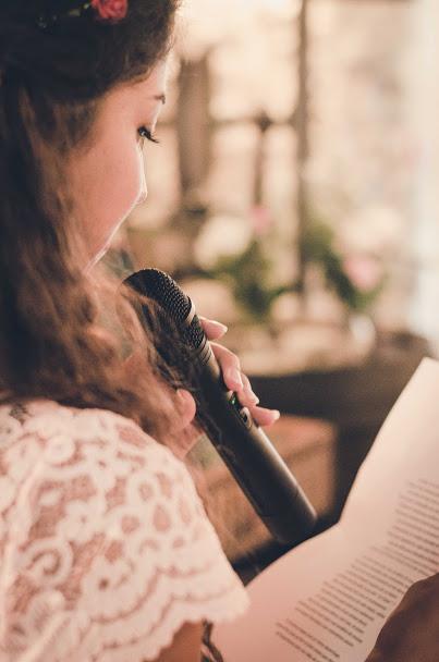 cérémonie laïque lecture de texte demoiselle d'honneur émotion rire souvenirs -love and do mariage