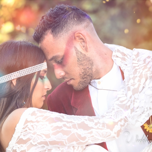 couple, amour , séduction, sensuel, peaux rouges mariage original - love and do mariage