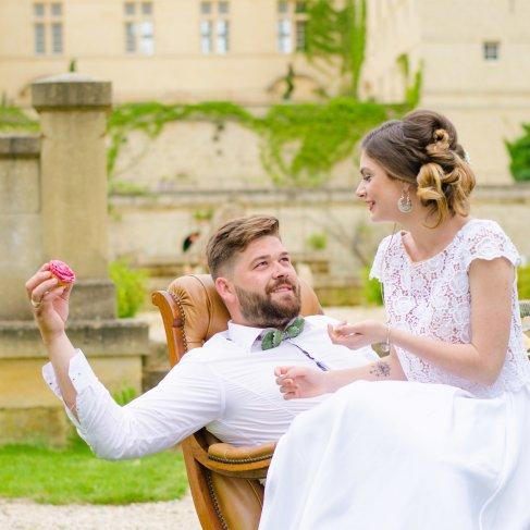 cup cake amusement, rire complicité amour mariage union pacs - love and do mariage