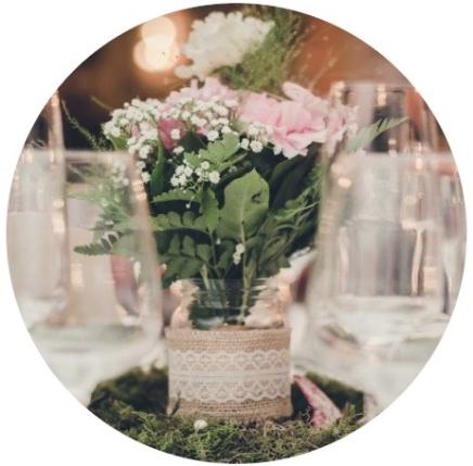 mariage champêtre gard-rond de présentation -montpellier