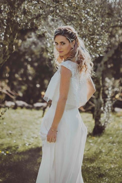 mariée bohème folk -love and do mariage
