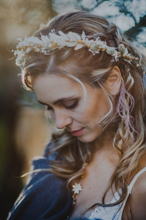 mariée douceur sauvage -love and do mariage
