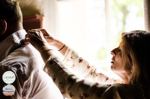 préparation marié noeud papillon - love and do mariage