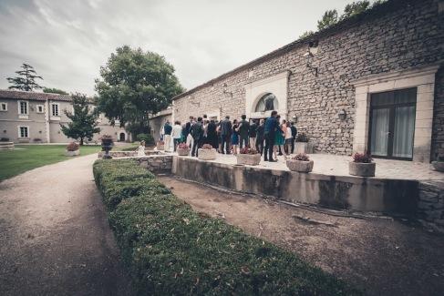 vin d'honneur, domaine pierre batisse superbe cachet -love and do mariage